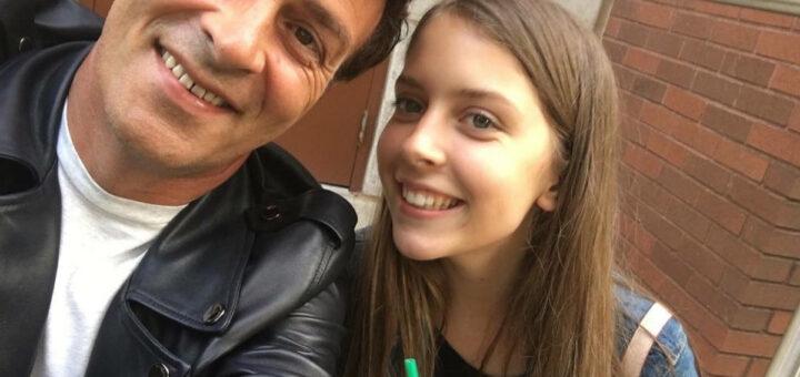 Tony Carreira deixa mensagem de saudades de Sara Carreira