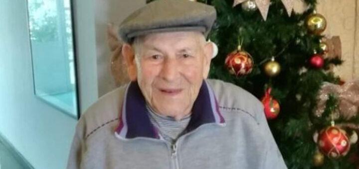 Faleceu o centenário guitarrista de fado Avelino do Carmo