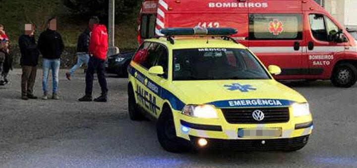 Bebé de 2 anos cai do 2º andar de um prédio em Loures