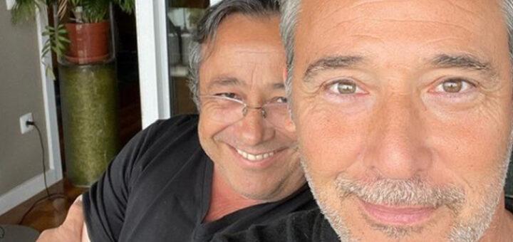 Ator Diogo Infante faz rara declaração de amor ao marido Rui