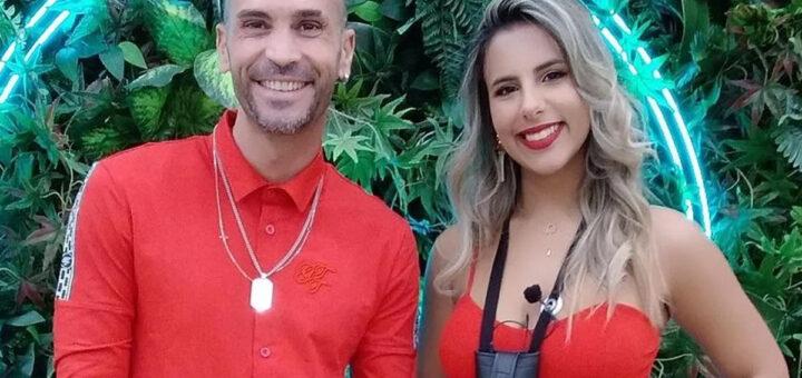 """Após tormenta na TVI, Joana e Bruno Savate são """"caçados"""" juntos na praia"""