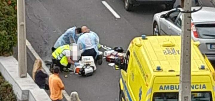 Motociclista que sofreu aparatoso acidente em São Martinho não resistiu