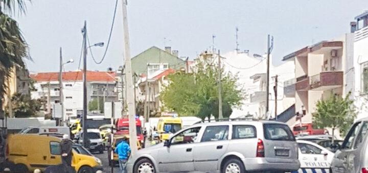 Pintura de prédio culmina na morte de dois homens em Almada