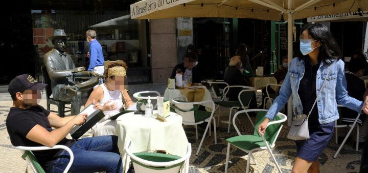 Donos de restaurantes preocupados com polémica das esplanadas e clientes sem máscara