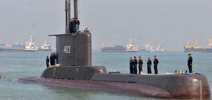 Acaba hoje o oxigénio do submarino desapare
