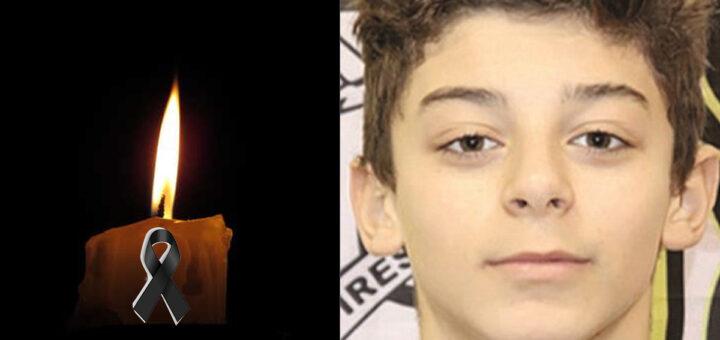 """""""Bocas"""" nas redes sociais terminam na morte de Tomás, de 15 anos"""