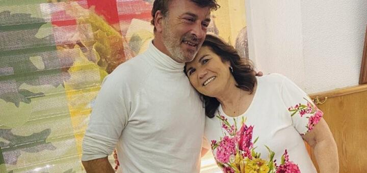 """Tony Carreira reaparece ao lado de Dolores Aveiro: """"O meu coração sangra só de te ver"""""""