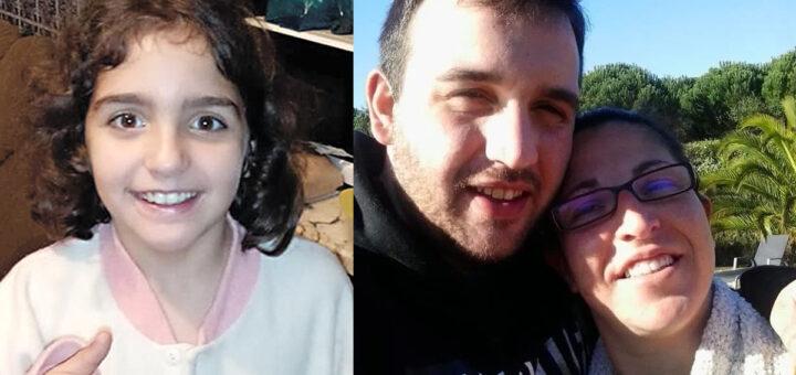 Pai de Valentina condenado a 25 anos de cadeia e madrasta a 18