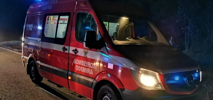 Menina de 5 anos perde a vida em acidente carro em Odemira. Pai e irmã em estado grave