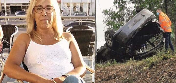 Mãe e filho perdem a vida em acidente na A1, em Estarreja