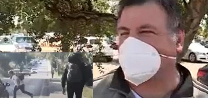 """Declarações do pai do menino vítima de bullying e atropelado no Seixal: """"No dia anterior tinha sido agredido..."""""""