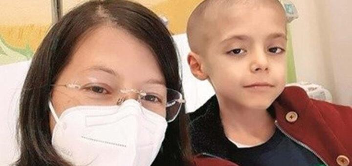 Faleceu Tomás. O menino de 7 anos de Braga com cancro a quem o Papa Francisco ligou