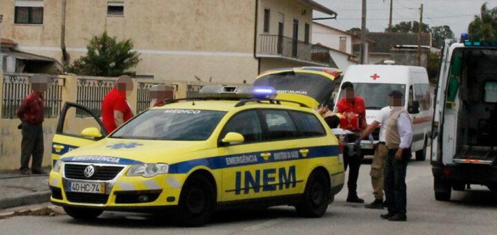 Menino de 2 anos atropelado em Valongo