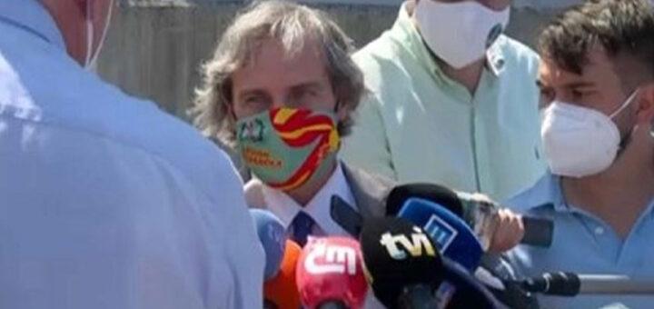 Prisão preventiva para dois dos quatro portugueses suspeitos de violação em Gijón
