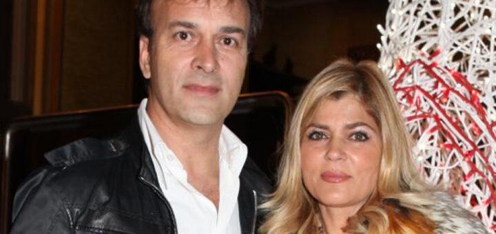 Tony e Fernanda juntos na saúde e na doença. Ex-mulher apoia cantor no momento mais duro da vida