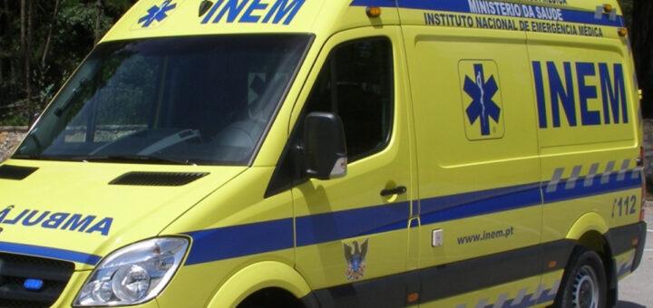 Motociclista de 28 anos morre em colisão com carro na Covilhã