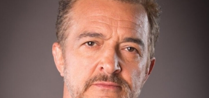 Ator Rogério Samora luta pela vida nos cuidados intensivos