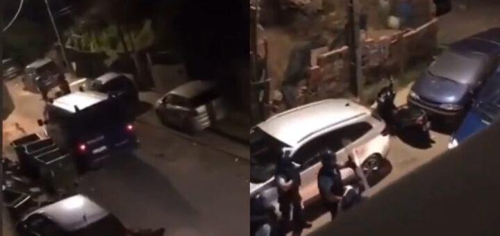 """PSP recebida à pedrada na Amadora obrigada a disparar tiros: """"Parece que estamos numa favela"""""""