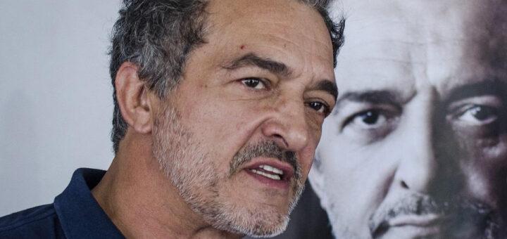 Atror Rogério Samora sofre paragem cardiorrespiratória