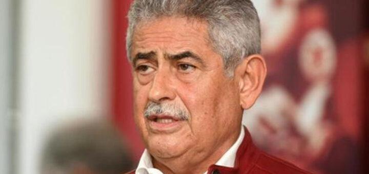 Luís Filipe Vieira suspende funções de presidente do Benfica
