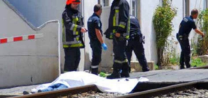 Jovem de 25 anos entre a vida e a morte após choque elétrico em estação de Gaia