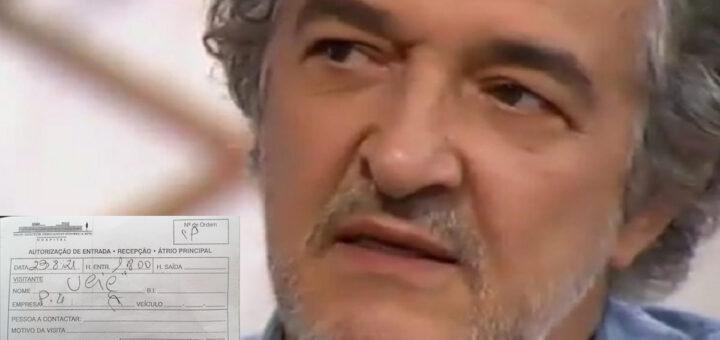 Família de Rogério Samora visita o ator e revela o prognóstico do médico