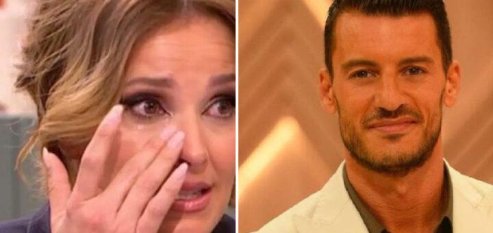 Ruben Rua faz declaração de amor a Cristina Ferreira diante todos e apresentadora chora