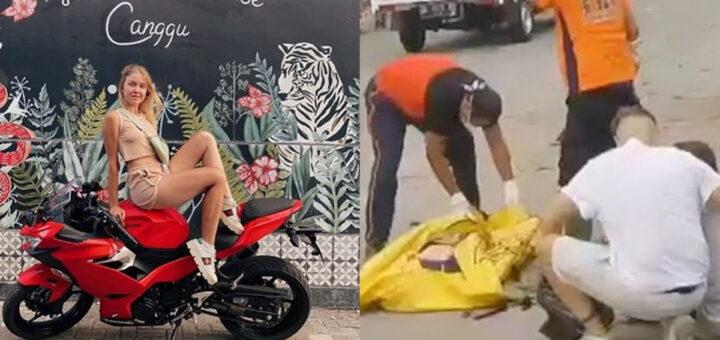 Jovem de 18 anos morre a tentar tirar a foto perfeita em cima de mota para por nas redes sociais. Namorado assiste a tudo