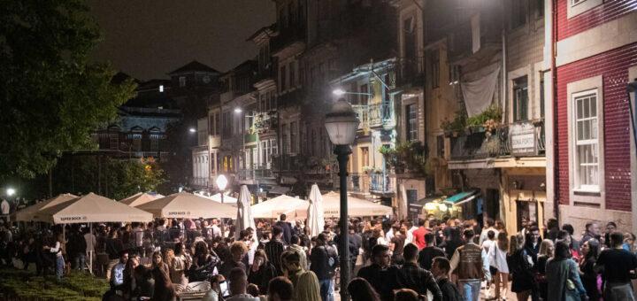 Morreu o jovem estudante de 23 anos agredido a soco na entrada de discoteca no Porto